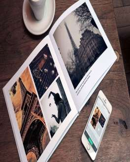 photobook creation and delivery